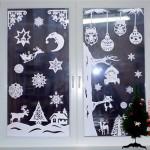 как украсить дом на новый год своими руками